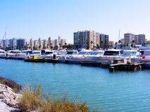 Залив diz ¡ CÃ, Андалусии Испания Стоковое Изображение