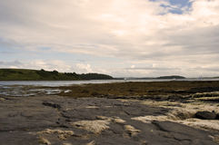 залив donegal стоковые изображения rf