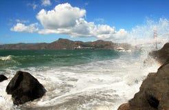залив francisco san стоковое фото rf