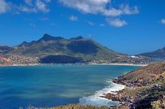 Залив Hout, Южная Африка Стоковое фото RF