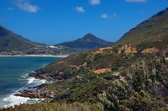 Залив Hout, Южная Африка Стоковая Фотография