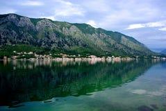 Залив Kotor Стоковые Фотографии RF