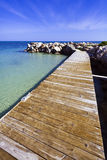 залив montego Стоковое фото RF