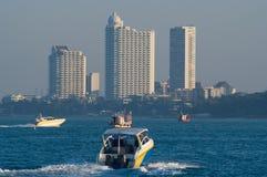 залив pattaya Таиланд Стоковые Изображения RF