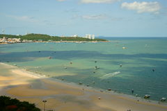 залив pattaya Таиланд Стоковые Изображения