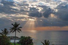 Залив Thompsons, Kwazulu Natal, Южная Африка стоковое фото rf
