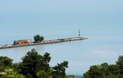 Залив Tihany Стоковое Изображение