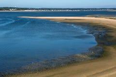 Залив Welfleet, треска накидки Стоковое фото RF