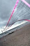залп океана пляжа Стоковые Изображения