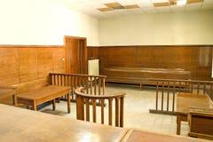 зал суда Стоковые Изображения