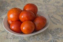 замаринованные томаты Стоковое Изображение RF