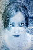 замерзано бесплатная иллюстрация