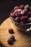 замерли вишни, котор Стоковое Изображение RF