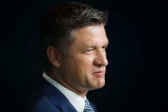 Заместитель главы президентской администрации Украины Dmytr стоковое фото