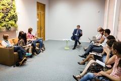 Заместитель главы президентской администрации Украины Vitaliy Ko стоковое фото