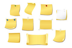 заметьте желтый цвет иллюстрация вектора