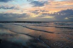 замедляйте волны Стоковое Изображение