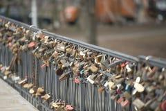 Замки и ключи Стоковое Фото
