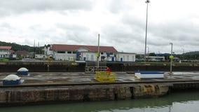 Замки Панамского Канала, перевозка, доставка, транспорт акции видеоматериалы