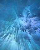Замки льда стоковая фотография