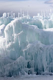 Замоки льда Silverthorne Стоковое Изображение