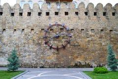 Замок ¡ Ð на стене Стоковое фото RF
