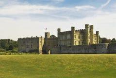 замок Англия kent leeds Стоковые Фото