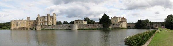 замок Англия kent leeds Стоковое Фото