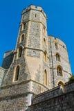 Замок Англии Стоковое фото RF