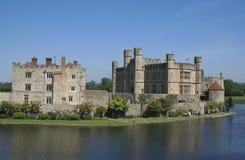 замок Англия kent leeds Стоковая Фотография