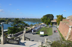 Замок Белград Стоковое Фото