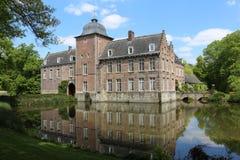 Замок Бельгия Европа Стоковая Фотография RF