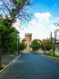Замок, Бухарест Румыния Стоковая Фотография