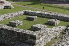Замок варницы, взгляд от башни Стоковое Изображение RF