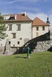 Замок варницы в Wieliczka около Кракова Стоковая Фотография