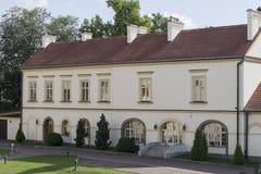 Замок варницы в Wieliczka Стоковое Изображение