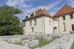 Замок варницы Стоковое фото RF