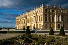 Замок Версал Стоковое Изображение