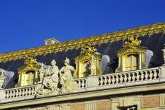 Замок Версаль стоковое фото