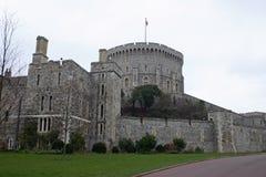 Замок Виндзора, Беркшир стоковое изображение rf