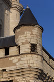 Замок Винсенса, Париж Стоковая Фотография