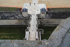 Замок Винсенса стоковое фото