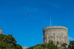 Замок Виндзора Стоковое Изображение RF