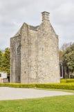 Замок в парке Феникса, Дублин Ashtown Стоковая Фотография