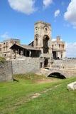 Замок в Польше стоковая фотография