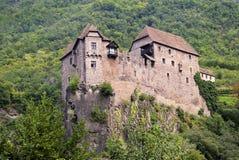 Замок в северной Италии Стоковые Изображения RF