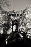 Замок в южном уэльсе Стоковое Изображение RF
