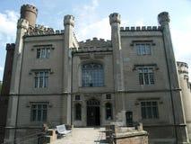 Замок в Kornik, Польше Стоковая Фотография