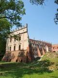 Замок в Krupe, Польше Стоковые Фото