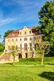 Замок в Neschwitz, Германии Стоковая Фотография RF